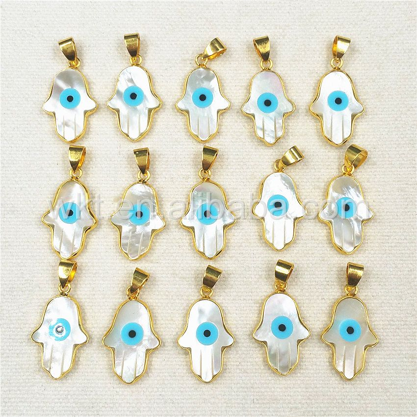 Wt p883 1420mm tiny wholesale hand shape shell pendanthot evil eye wt p883 1420mm tiny wholesale hand shape shell pendanthot evil eye aloadofball