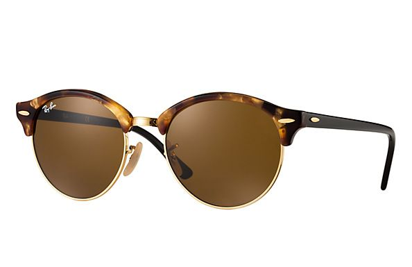 where to buy ray bans online c6da  Ban Clubround Classic Tortoise , RB4246  Ray-Ban庐 USA