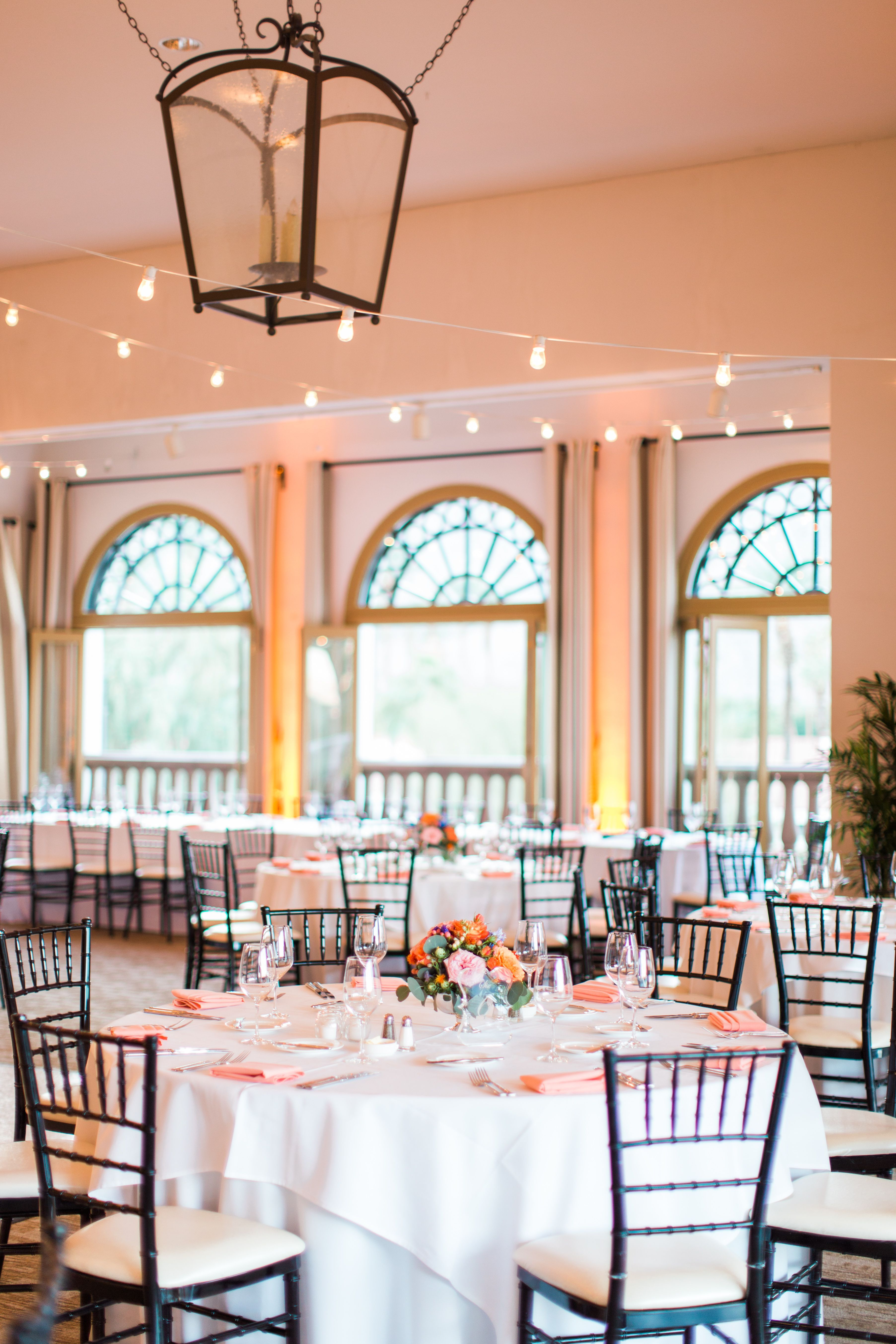 Pure Lavish Events Desert Wedding Palm Springs La Quinta Country Club Spa And Resort Bright Color Palate