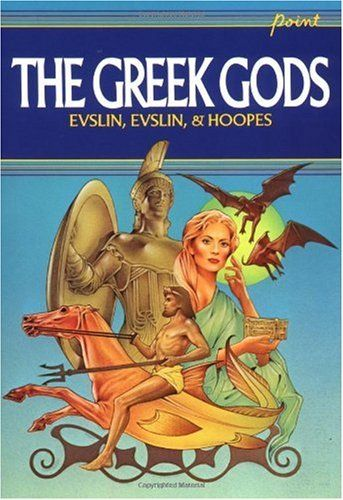 Bestseller Books Online The Greek Gods (Point) Hoopes And Evslin $5.99  - http://www.ebooknetworking.net/books_detail-0590441108.html