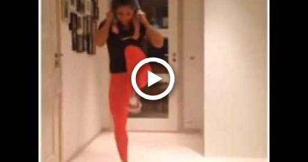 MOM WORKOUT | FUNKYGINE #fitness