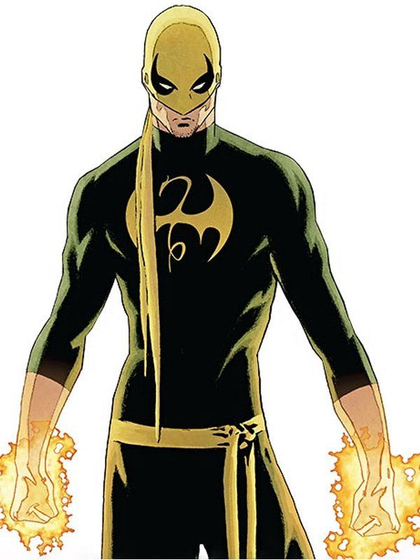 The iron fist marvel sorry, that