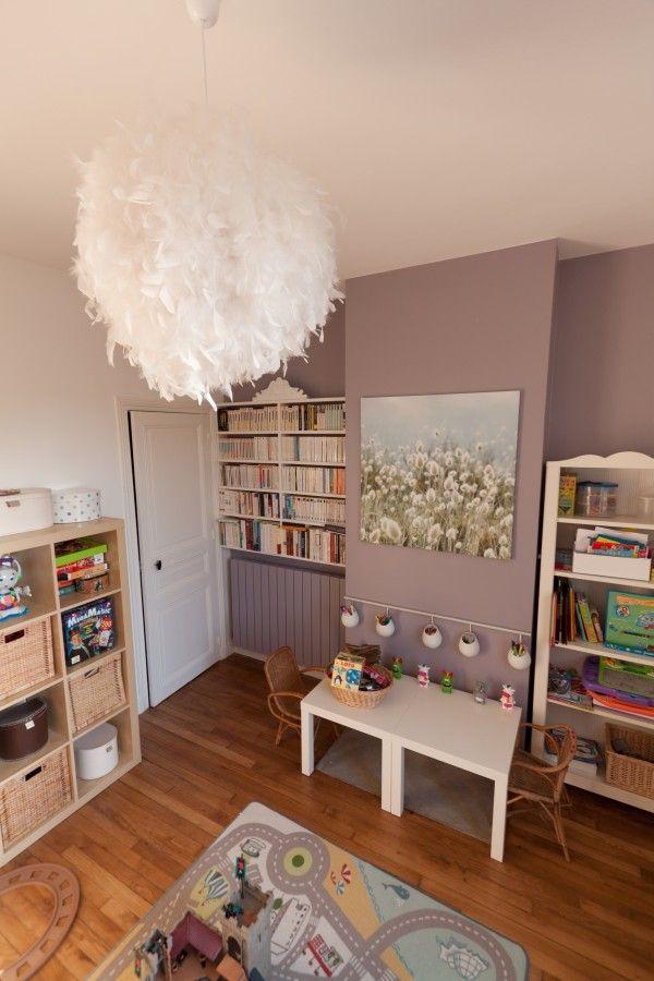 des id es d co pour les p 39 tits loups chambres enfants salle de jeux salle et salle de jeux. Black Bedroom Furniture Sets. Home Design Ideas