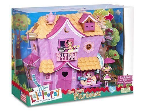 Good Lalaloopsy Dollhouse Furniture Mini Sew Sweet Playhouse Set Dolls U0026 Pets  Toys US #Lalaloopsy