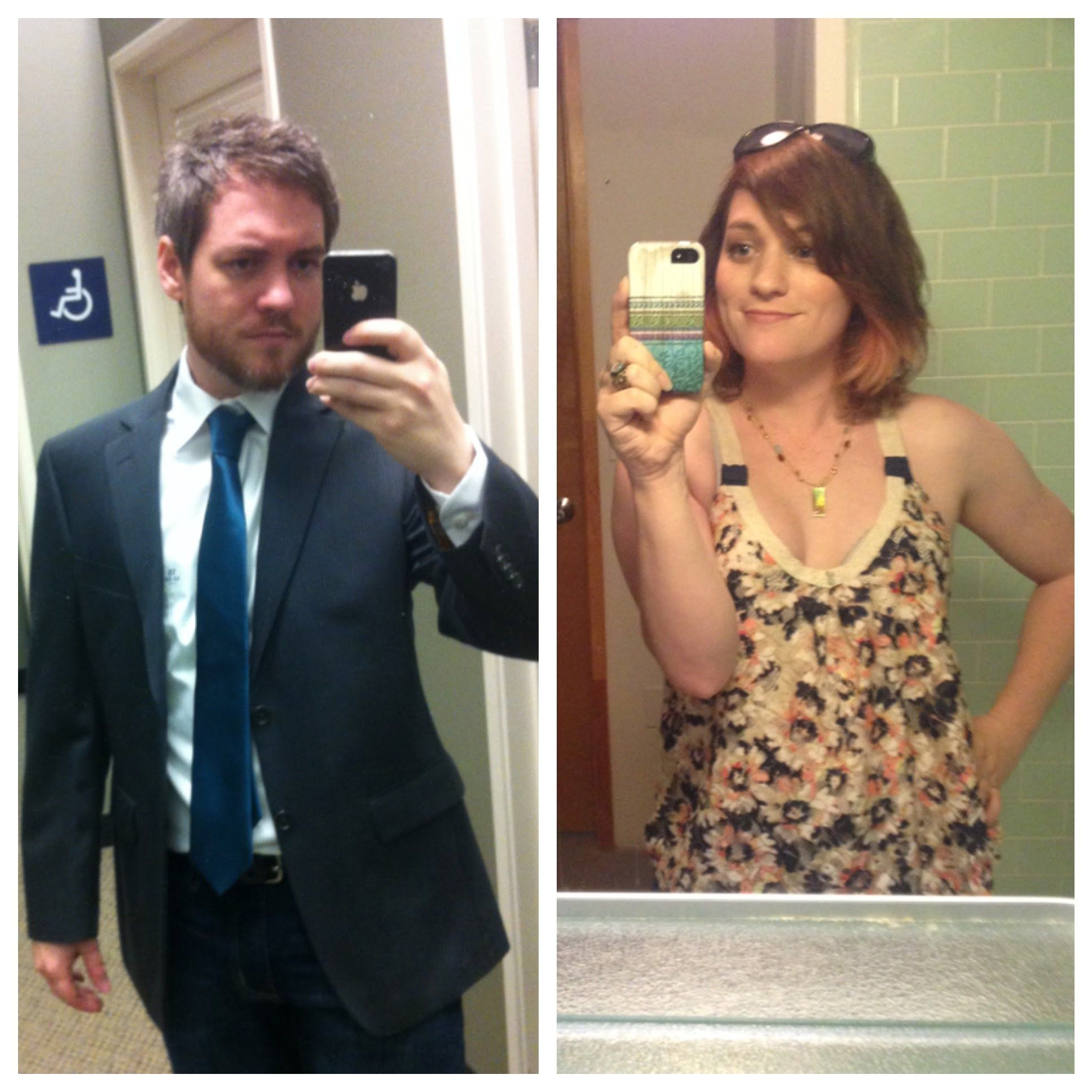 Male to female trans before and after-9210
