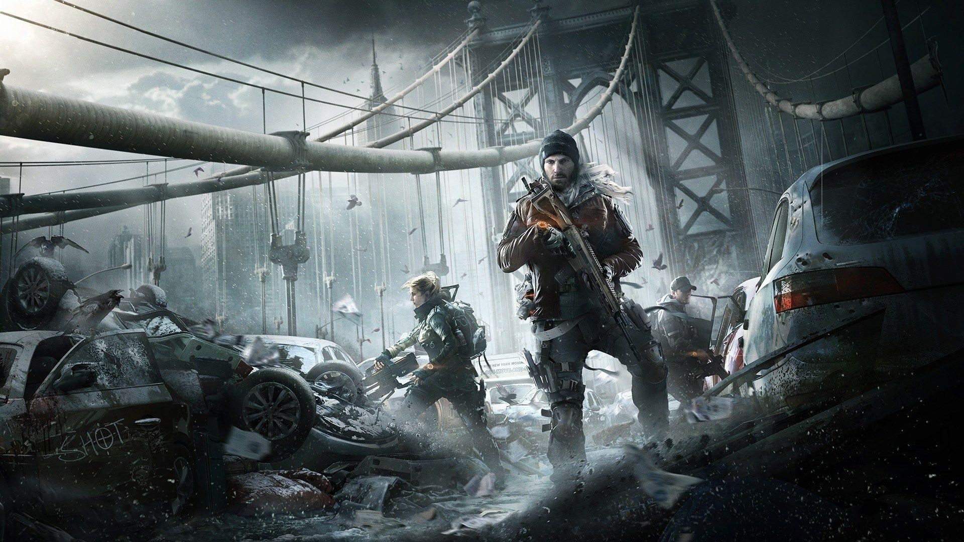 19x1080 The Division Game Wallpaper High Resolution Wallpapers Division Games Full Hd Pictures