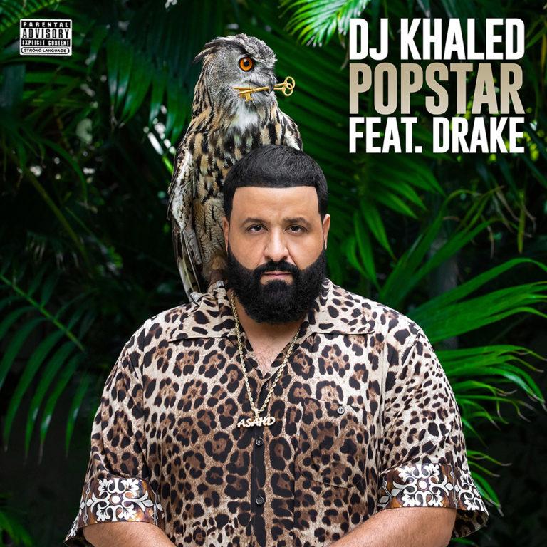 Dj Khaled Wore Dolce Gabbana On The Popstar Cover Dj Khaled Dj Khaled Drake Dj Khalid