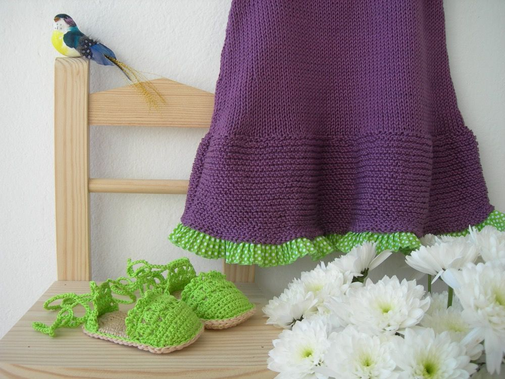 Vestido lupita vestidos y faldas beb colecci n primavera verano pinterest vestidos - Heces color verde bebe 2 meses ...