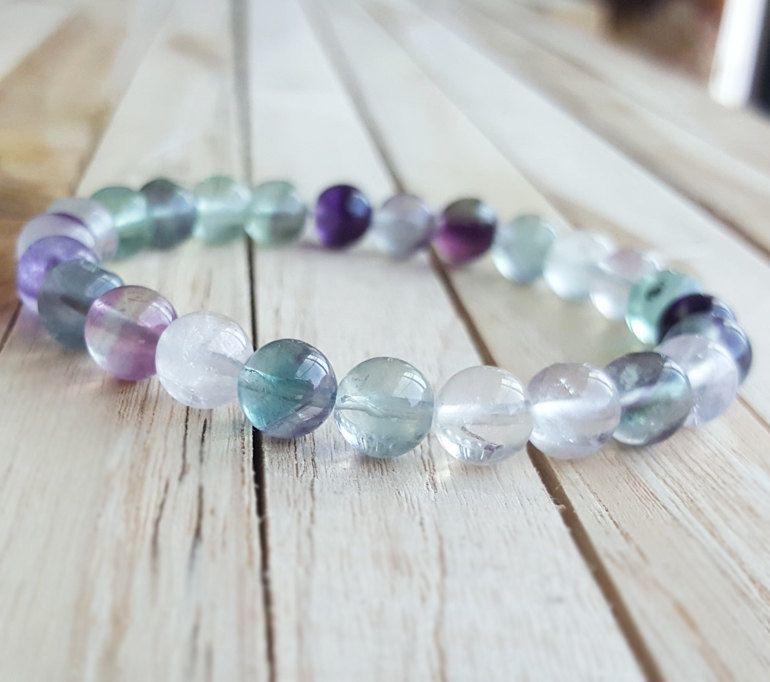 bead bracelet girlfriend bracelet men stone bracelet boyfriend gift B449 women yoga bracelet 8mm Natural Light blue agate bracelet