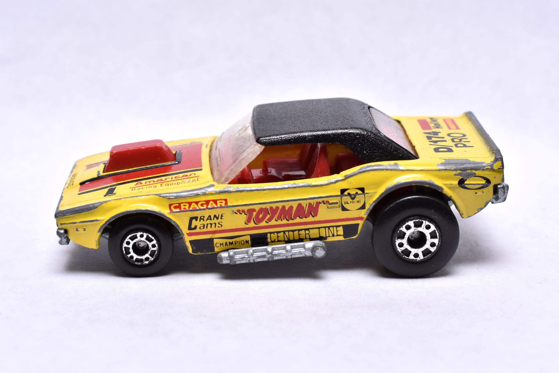 "Matchbox Superfast No. 1 Dodge Challenger, ""Toyman"", made"