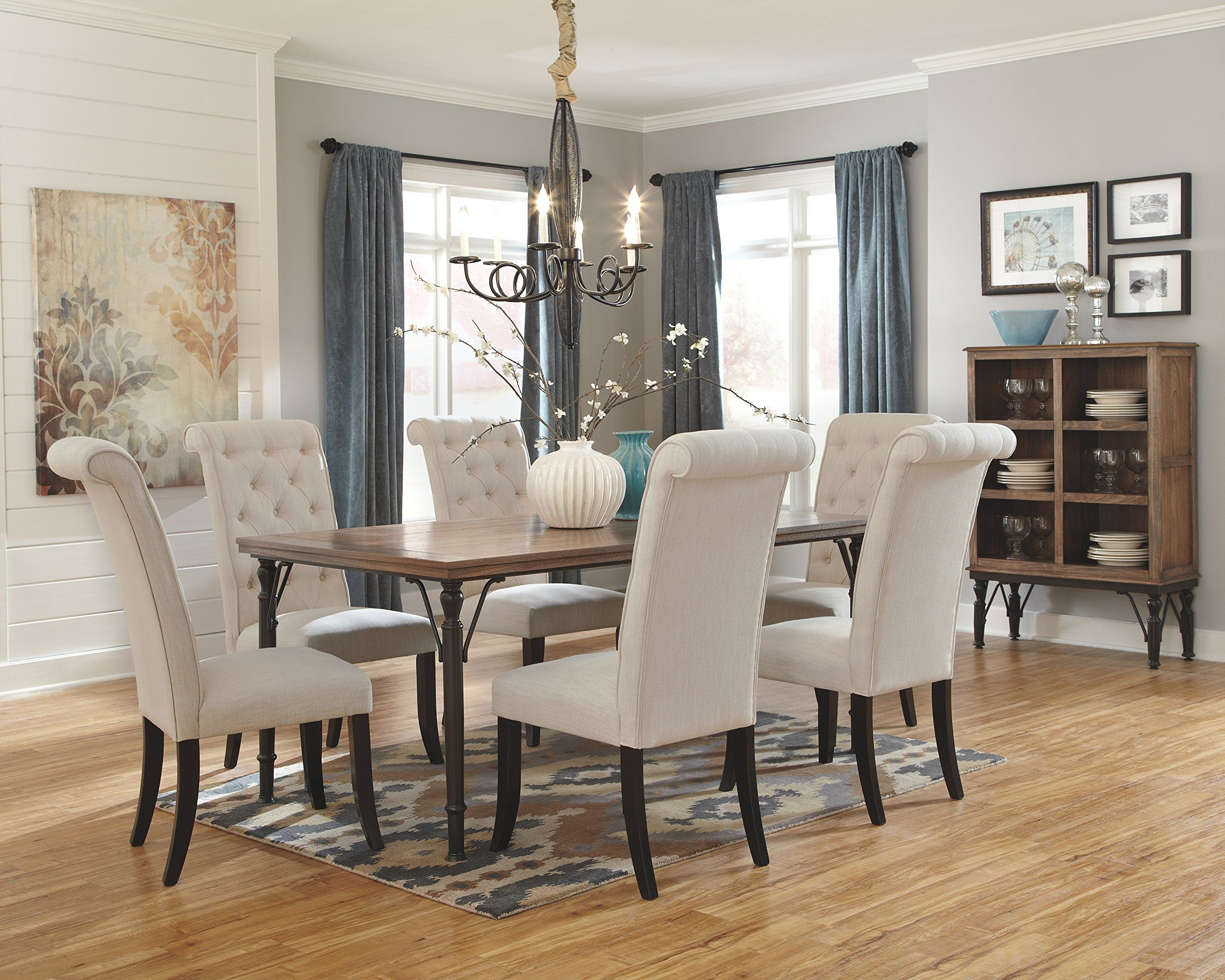 Ashley Furniture Signature Design Tripton Dining Room Side Chair Set