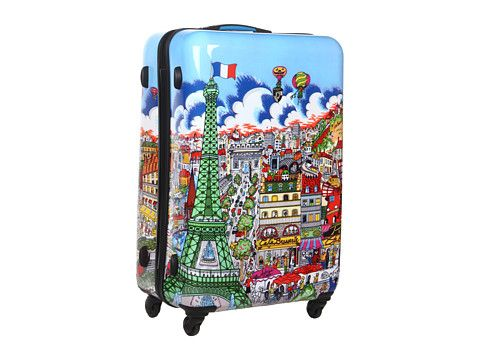 """Fazzino Collection - Paris 30"""" Spinner Case by Heys"""