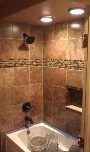 Custom Tile Designs By Gpb Modern Bathroom Tile Detroit