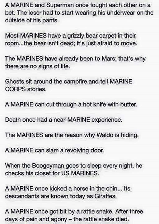 Marine Humor Marine Corps Stuff Pinterest Marine humor - marine corps resume