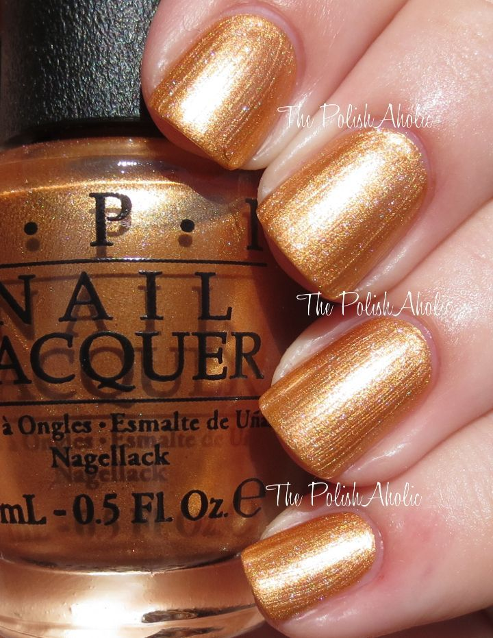 OPI Fall 2014 Nordic Collection Swatches--OPI With a Nice Finn-ish ...