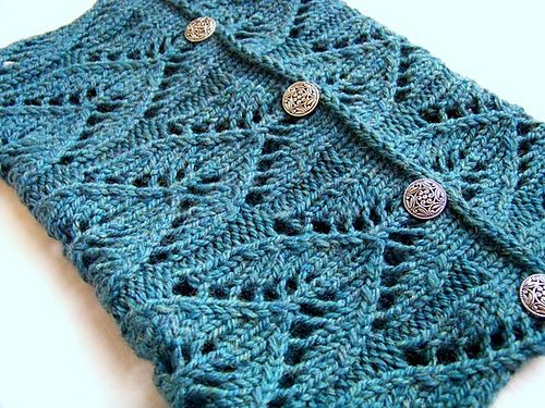 Victorian Cowl pattern by Amanda Reed   Yarned Free Patterns