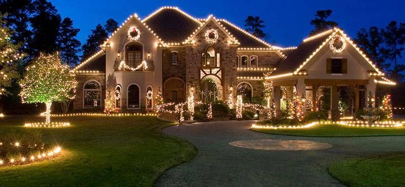Christmas Lighting Texas | Christmas Lighting U0026 Decor Installation