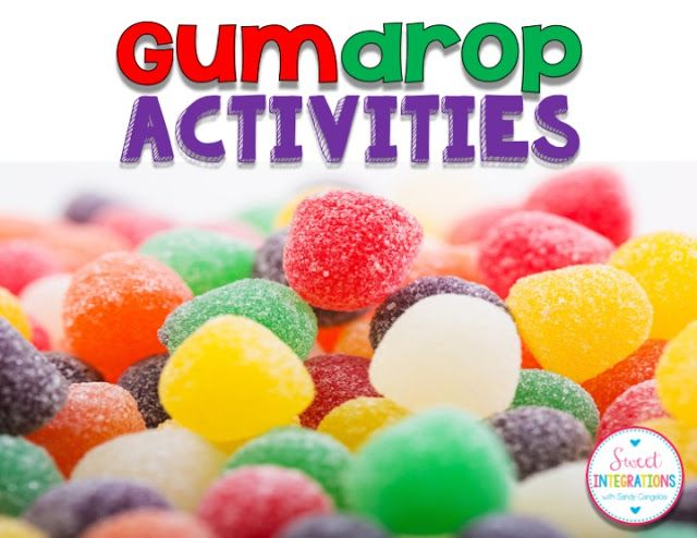 Gumdrop Stem Activities In The Elementary Classroom Stem