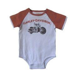Harley Davidson Onesie Harley Davidson Baby Harley Davidson Baby Onesies