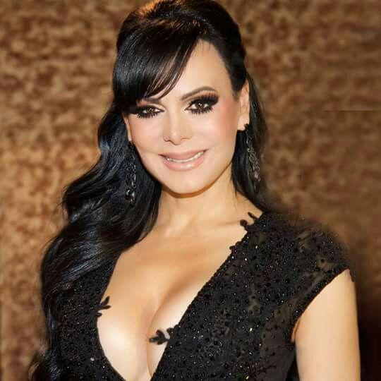 Miss Maribel Guardia Spanish Actriz Photography Jewelry