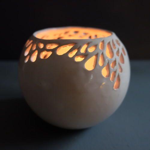 MO KERAMIK - Shop - Lichterkugel - Windlicht - Weihnachten
