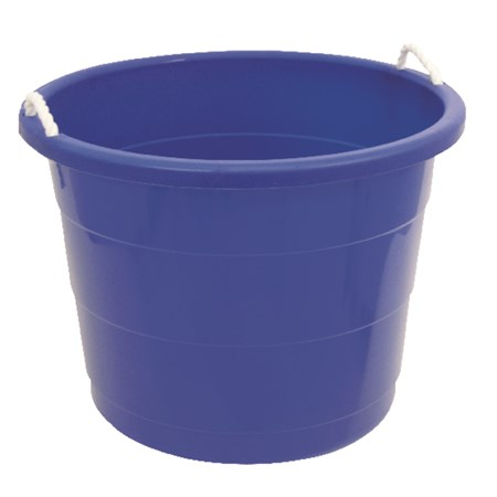 Homz 17 Gal Bucket Blue Ace Hardware In 2020 With Images Home N Decor Ace Hardware Home And Garden