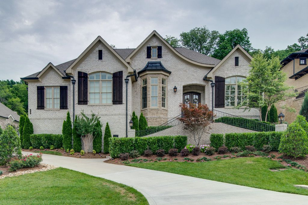 New Homes From Tn Valley A Custom Home Builder For Bwood Franklin Arrington And Thompson Station Construction Exteriors