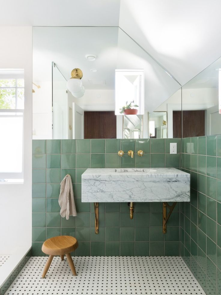 Photo of nice flat design of measured. architecture,  #Architecture #Design #flat #goldmarblebathroomd…
