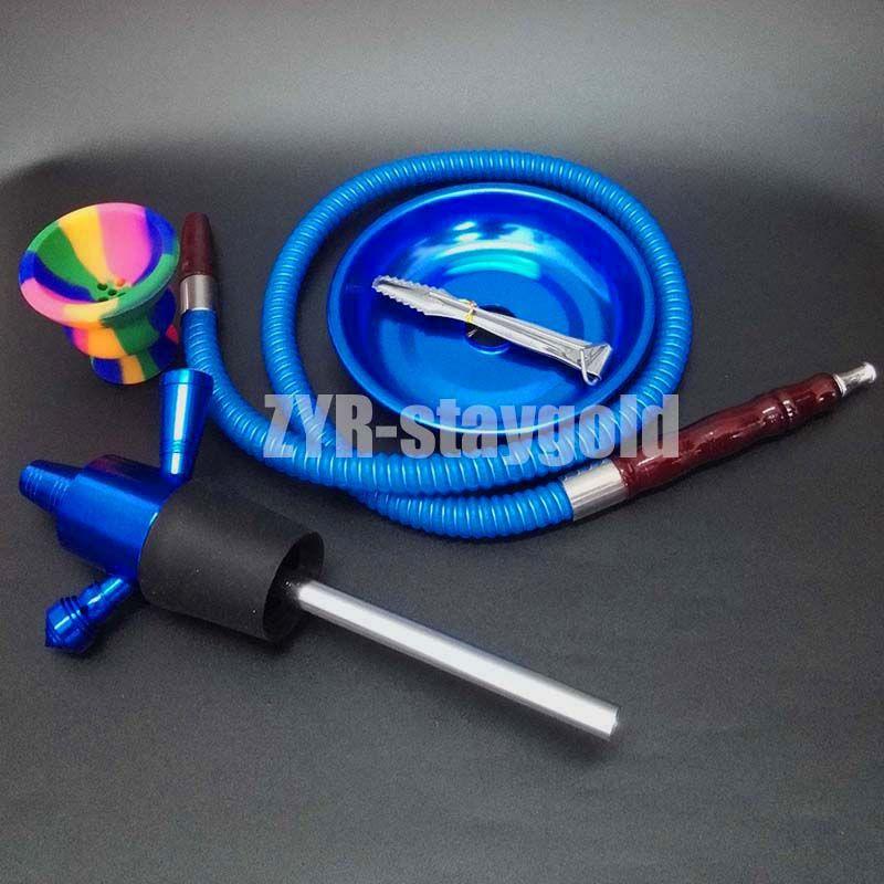 1 x Hookah Shisha Freeze Pipe Ice Hose Chiller Tip Smoking Freezing Handle Stem