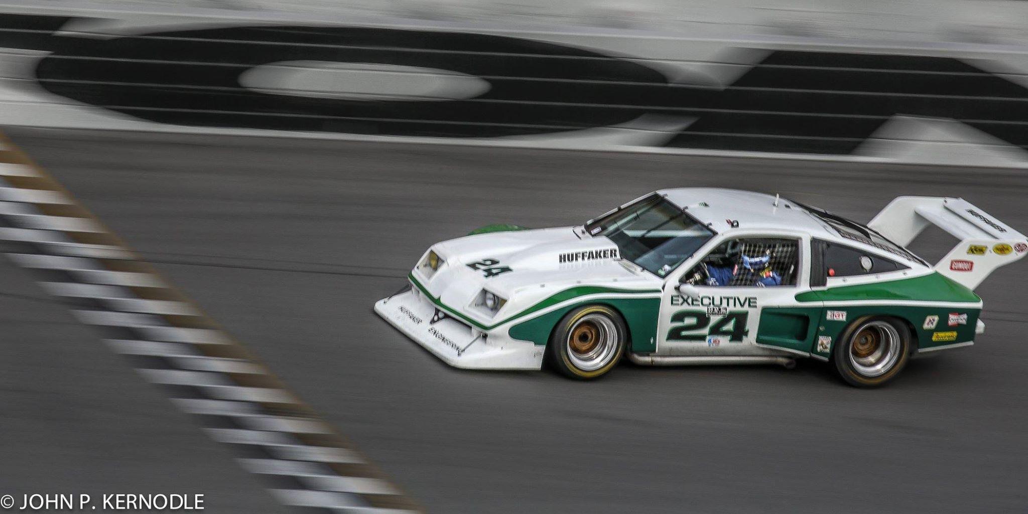 2015 Classic 24 At Daytona Presented By Imsa 1976 Dekon Monza 5997 Cc Chevy V8 Driven By Pat Kiel Hogan John Longwell Jim Valdez Photo By John Kernd