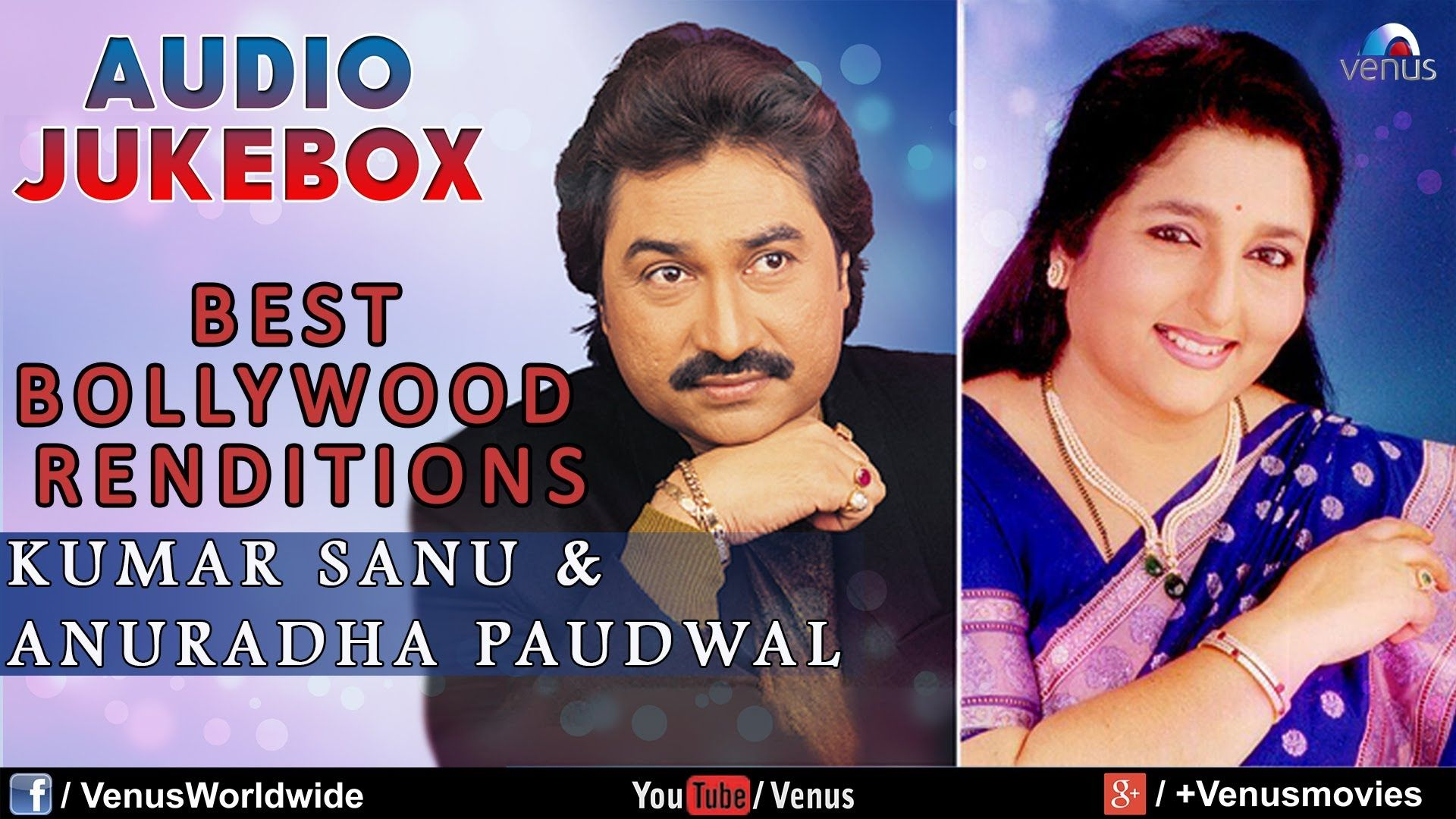 Kumar Sanu Anuradha Paudwal Best Hindi Songs Audio Jukeboxomg Kumar Sanu Hindi Old Songs Songs