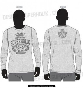 Download Basic Long Sleeve Shirt Template Basic Long Sleeve Shirt Fashion Design Template Long Sleeve Tshirt Men