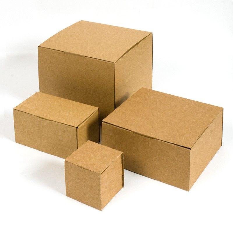 Tipos De Cajas De Carton Para Toda Variedad De Usos Caja De