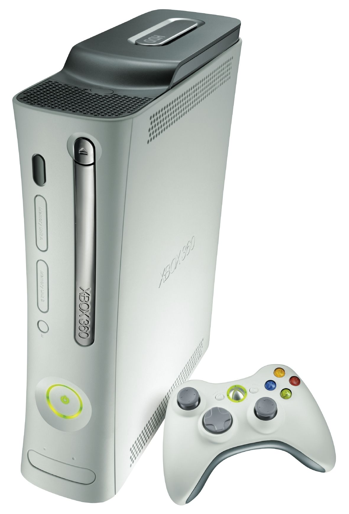 I preordered my Core bundle Xbox 360 at the Gamestop in