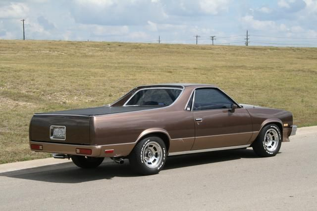 1983 Elcamino Harald Weldon Copperas Cove Tx Necoa 824 Classic Cars Muscle Dream Cars Sweet Cars