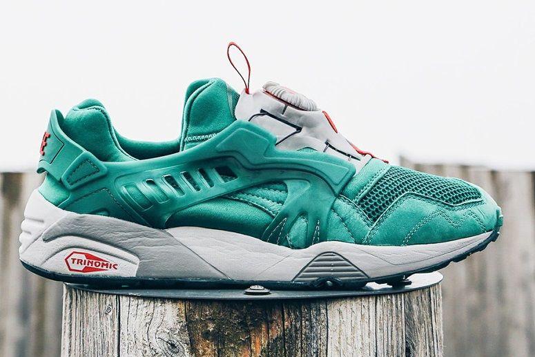 ALIFE x Puma Disc Blaze · Puma SneakersRunning SneakersShoes ...