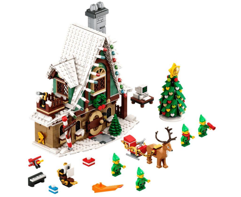 Lego Christmas 2020 Sets Elf Club House Advent Calendars Brickheadz Christmas Ornaments Tot Hot Or In 2020 Christmas Magic Lego Christmas Large Christmas Tree