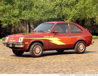 1970 chevy chevette