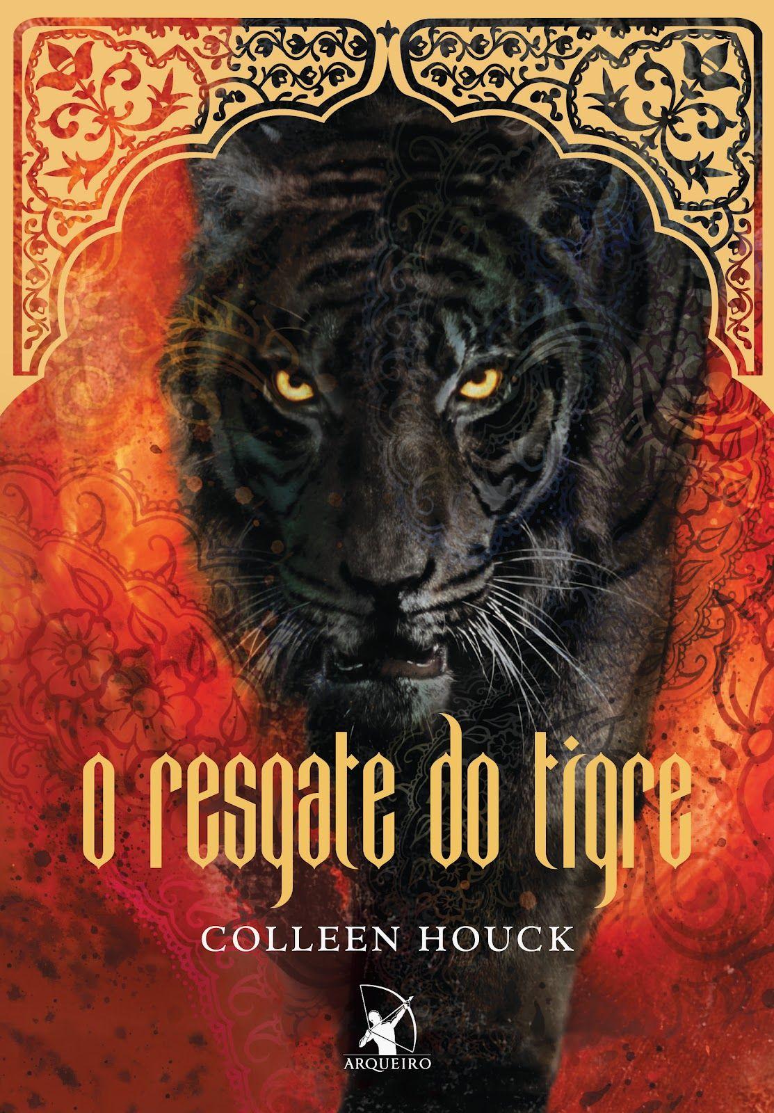 Tigers Quest Book
