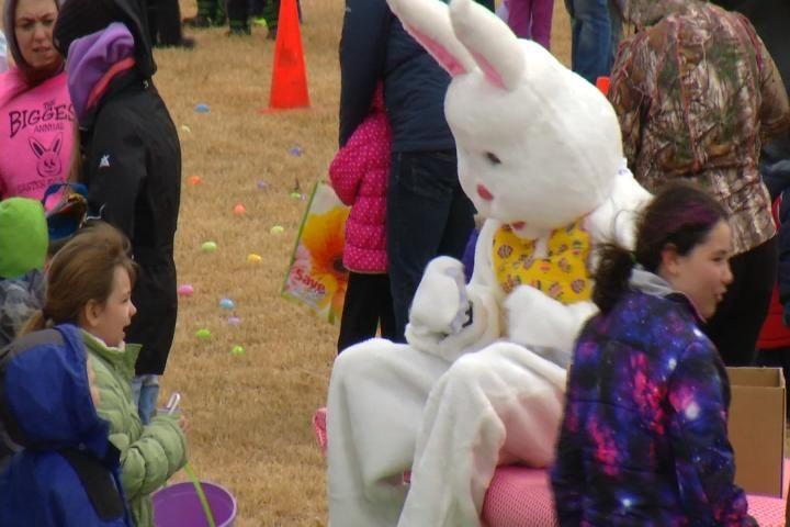Easter Egg Hunt Draws Thousands - Northern Michigan's News Leader