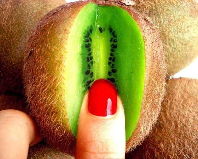 Shooting vaginal fruit