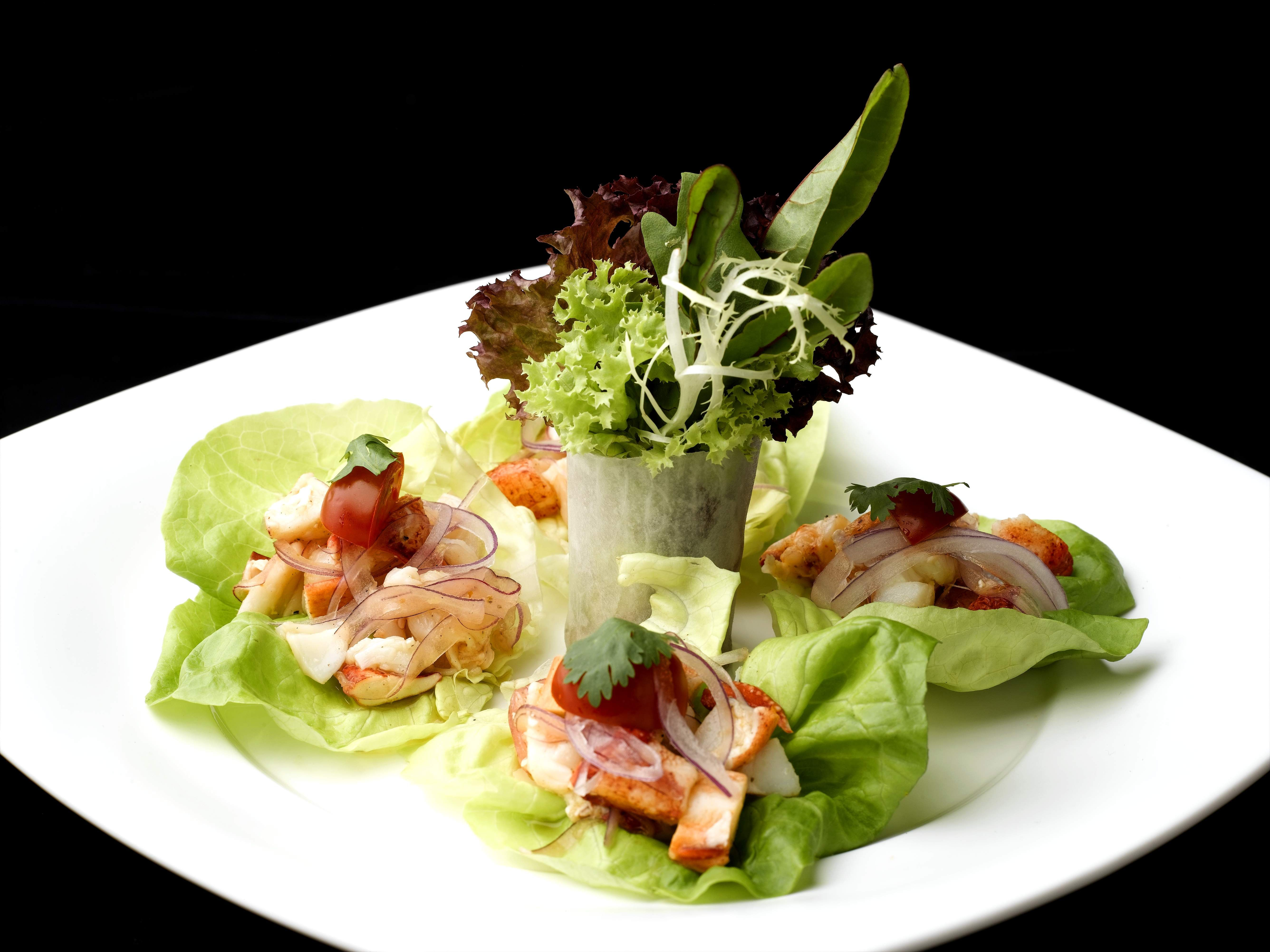 Lobster Ceviche   Nobu Lanai Cold Dishes   Pinterest ...