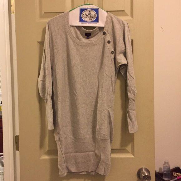 7f45516e10b Aritzia - Talula gray sweater dress Talula gray sweater dress in great  condition! Size xxsmall