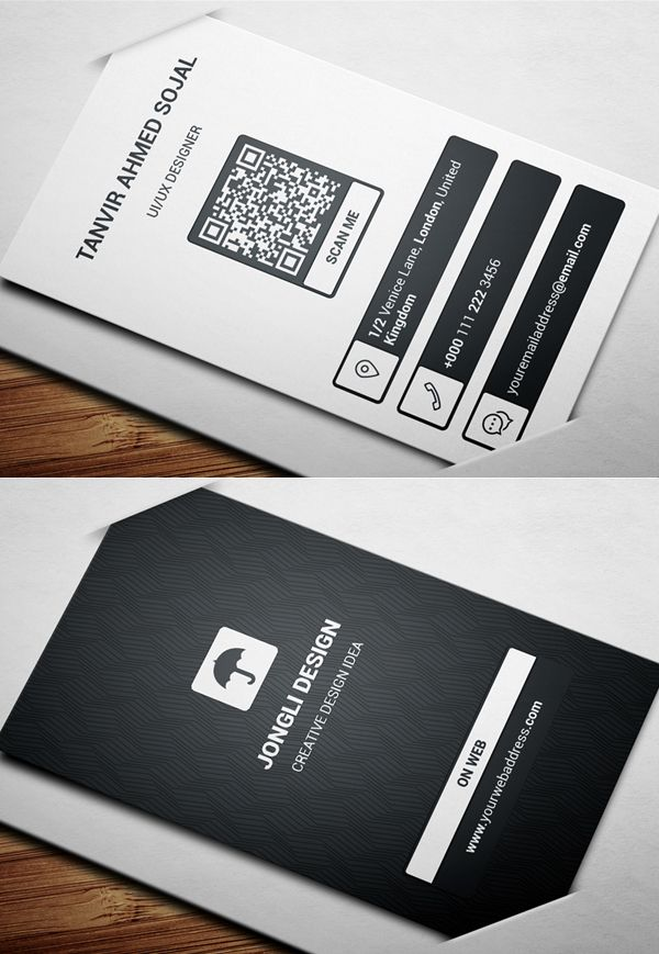 App style business card template software design pinterest app style business card template cheaphphosting Gallery
