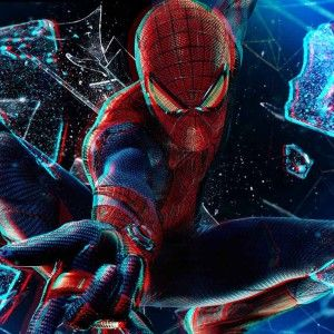 3d Hd 1080p Wallpapers For Laptop Spiderman Amazing Spiderman Laptop Wallpaper