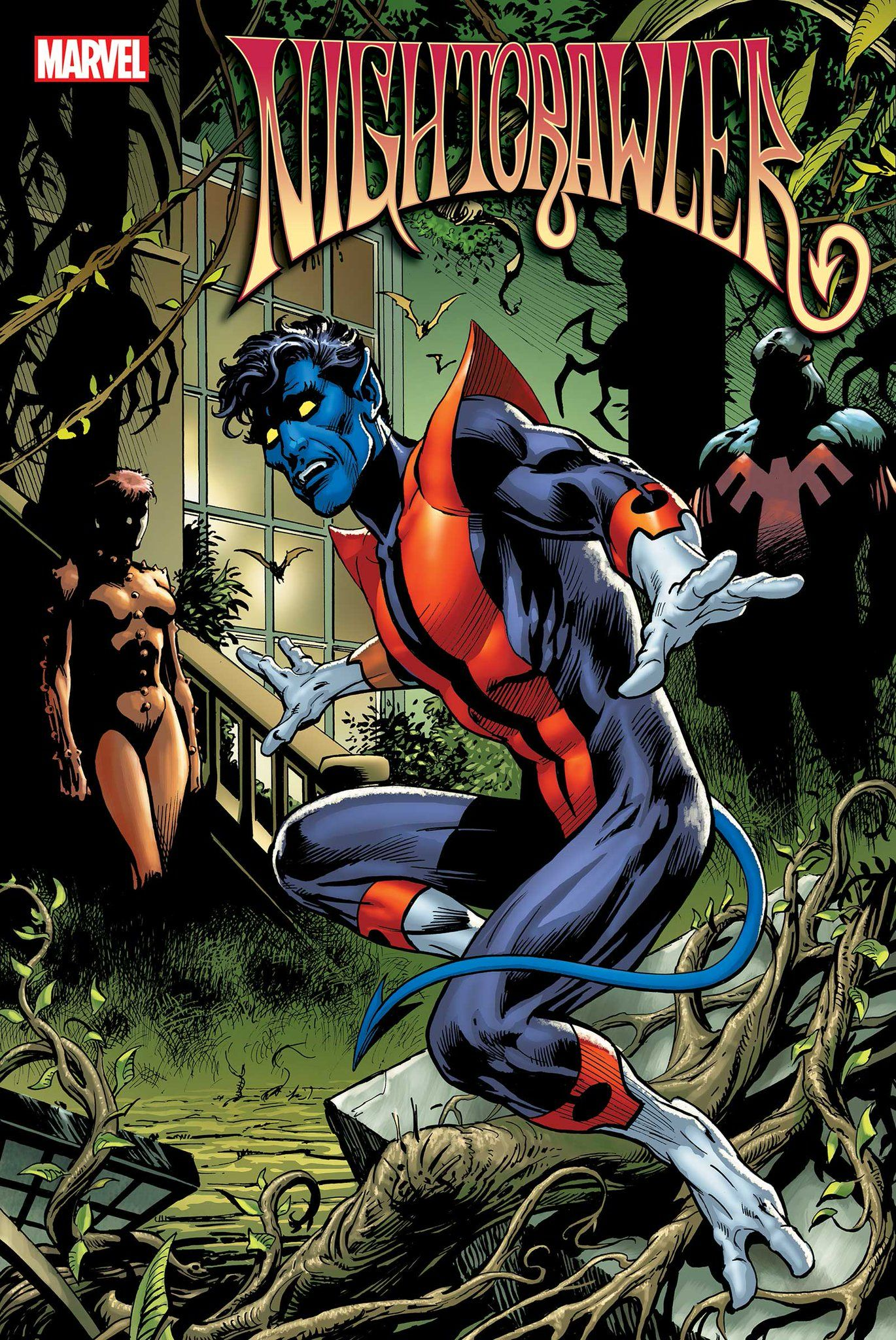 Quixotic Comics On In 2020 Nightcrawler Marvel Comics
