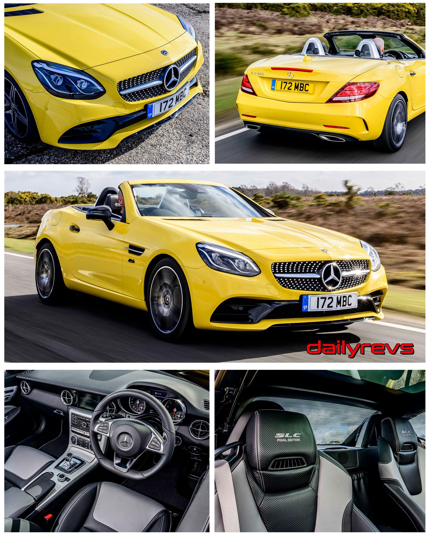 2019 Mercedes-Benz SLC Final Edition [UK] - Dailyrevs