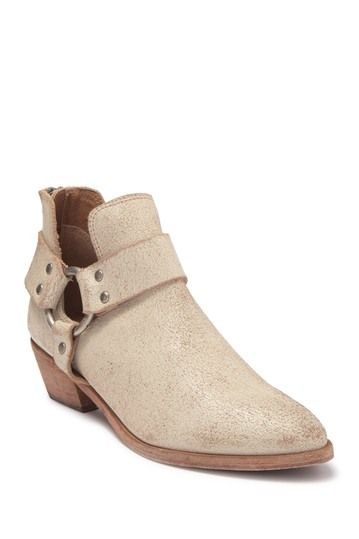 Frye | Ray Harness Leather Bootie #nordstromrack