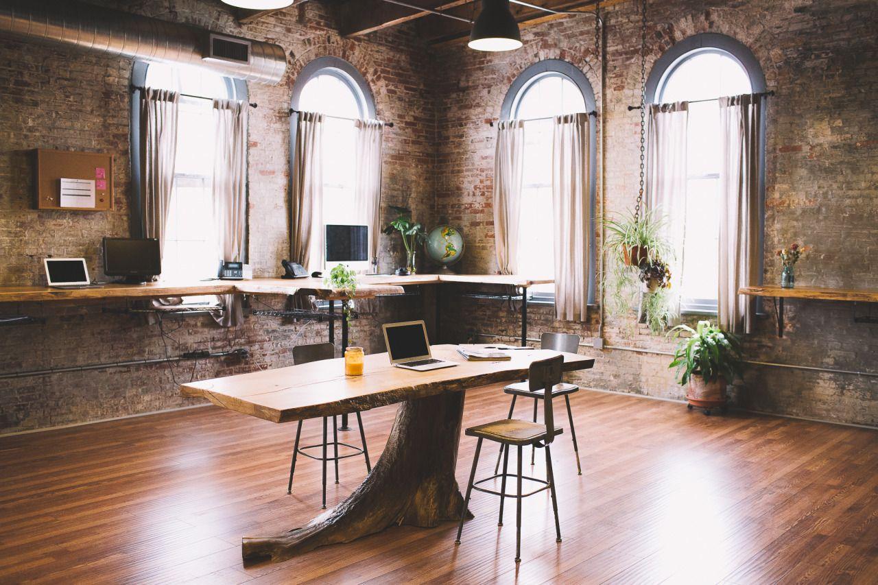 Minimal Desks Simple workspaces interior design Study