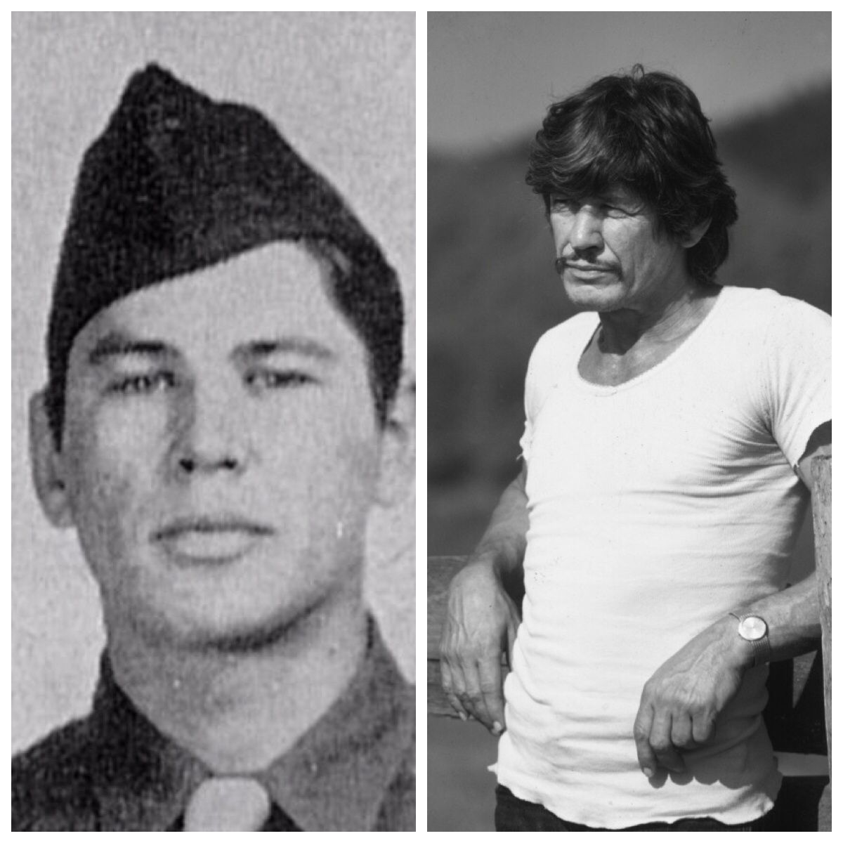 Image result for charles bronson ww2
